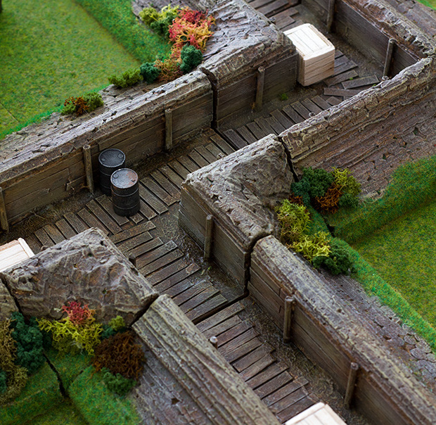 Bolt Action: Trenches