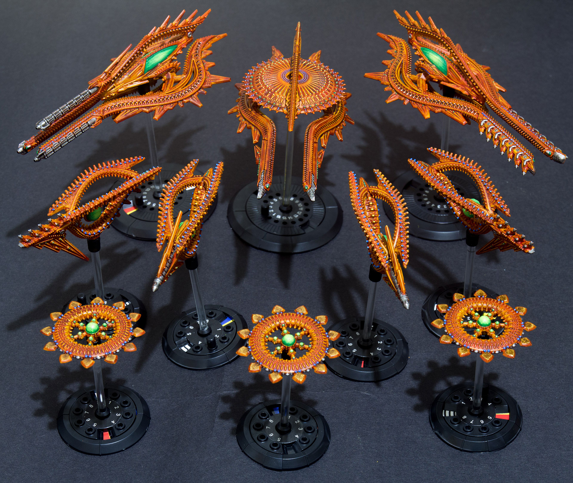 Dropfleet Commander: Shaltari