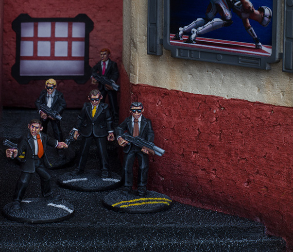 SLA Industries: Gangs of Orienta