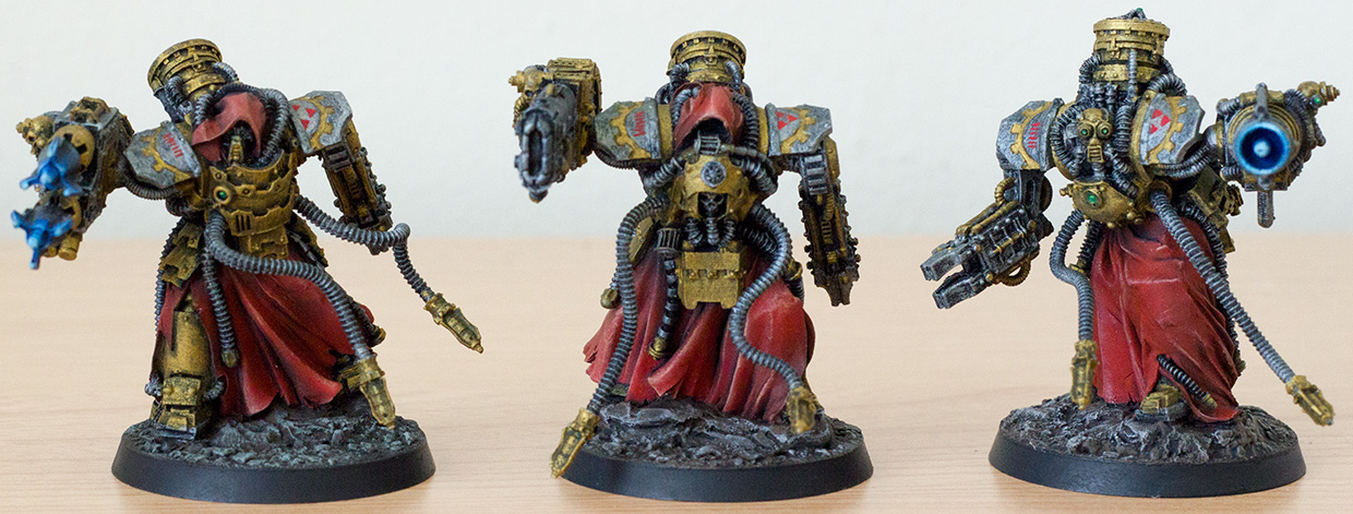 Mechanicum Myrmidon Destructors
